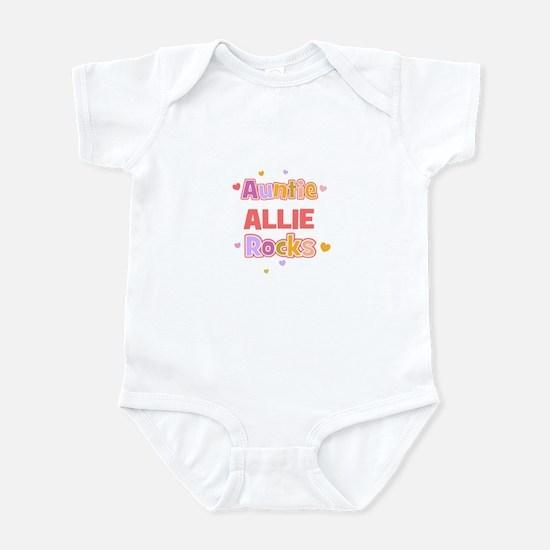 Allie Infant Bodysuit