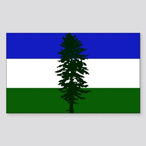 Flag of Cascadia Sticker