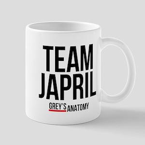Grey's Anatomy: Team Japril Mug