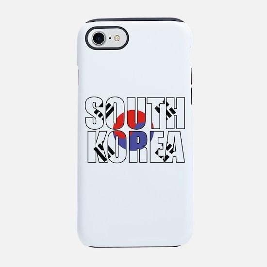 South Korea iPhone 8/7 Tough Case