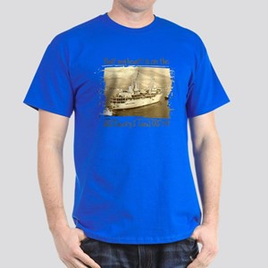 3-USS Emory S. Land (AS 39) T-Shirt