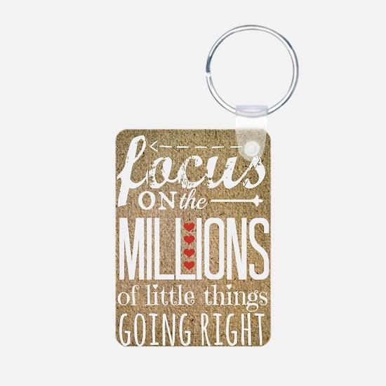 Millions Keychains