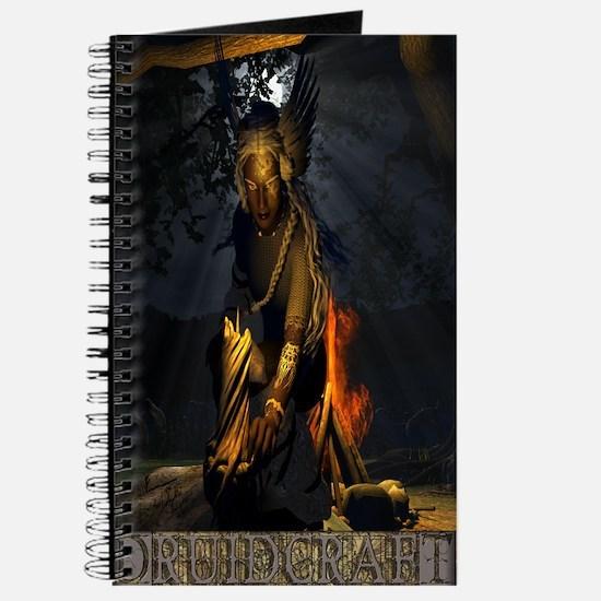 Druid-Craft Alfar Grimoire Journal