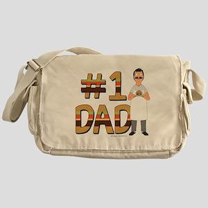Bob's Burgers #1 Dad Messenger Bag