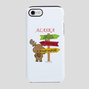 Alaska Moose What Way To The iPhone 8/7 Tough Case