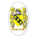 Seares Sticker (Oval 50 pk)