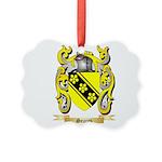 Seares Picture Ornament