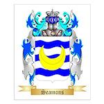 Seamons Small Poster