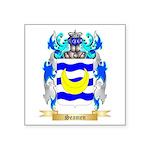 Seamen Square Sticker 3