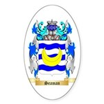 Seaman Sticker (Oval 10 pk)