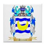 Seaman Tile Coaster