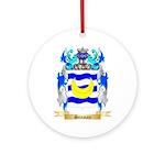 Seaman Round Ornament