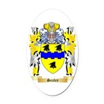 Sealey Oval Car Magnet