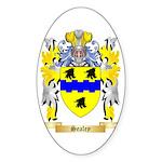 Sealey Sticker (Oval 10 pk)