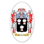 Seagraves Sticker (Oval 10 pk)