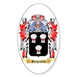 Seagraves Sticker (Oval 50 pk)