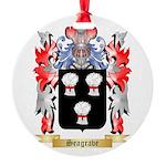 Seagrave Round Ornament