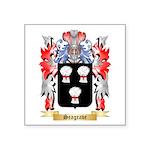 Seagrave Square Sticker 3