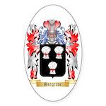 Seagrave Sticker (Oval)