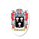 Seagrave 20x12 Oval Wall Decal