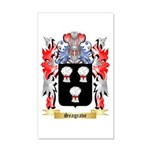 Seagrave 20x12 Wall Decal