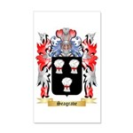 Seagrave 35x21 Wall Decal