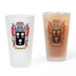 Seagrave Drinking Glass