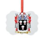 Seagrave Picture Ornament