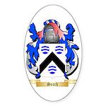 Seach Sticker (Oval 10 pk)