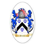 Seach Sticker (Oval 50 pk)