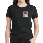 Scuotto Women's Dark T-Shirt