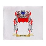 Scuotto Throw Blanket