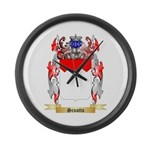 Scuotto Large Wall Clock