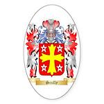 Scully Sticker (Oval 10 pk)