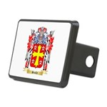 Scully Rectangular Hitch Cover