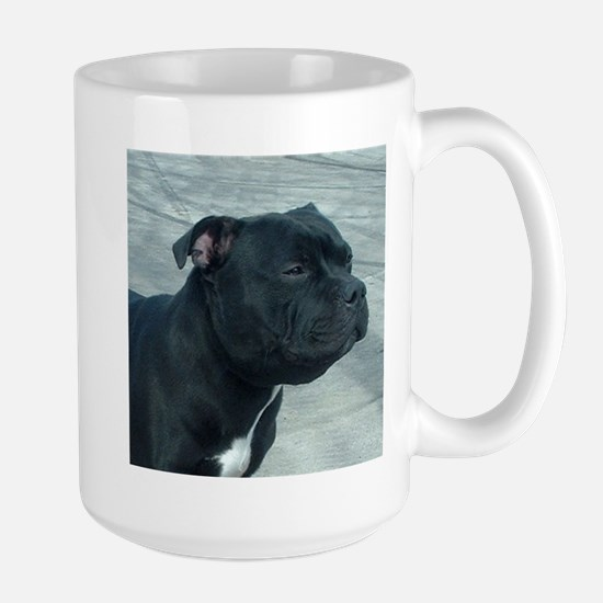 staffordshire bull terrier Mugs