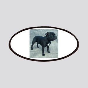 staffordshire bull terrier full Patch
