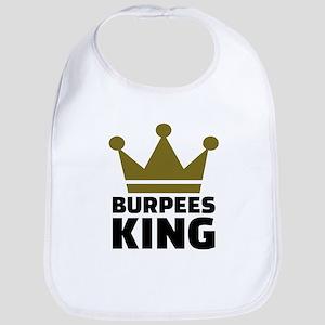Burpees king Bib