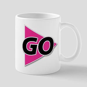Go Pink - Mugs