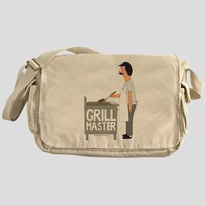 Bob's Burgers Grill Master Messenger Bag