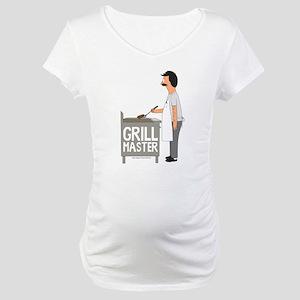 Bob's Burgers Grill Master Maternity T-Shirt