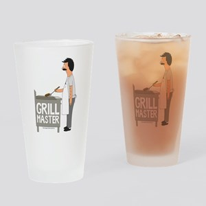 Bob's Burgers Grill Master Drinking Glass