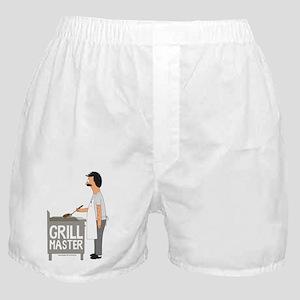 Bob's Burgers Grill Master Boxer Shorts