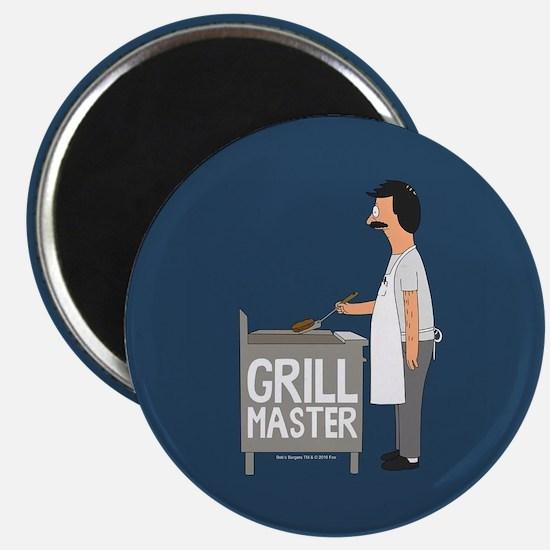 Bob's Burgers Grill Master Magnet