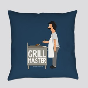 Bob's Burgers Grill Master Everyday Pillow
