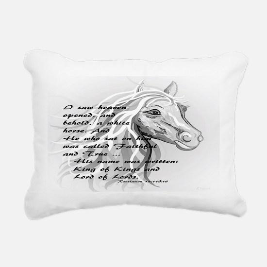 Cute Jesus lord Rectangular Canvas Pillow