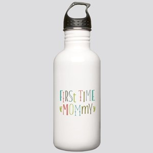 First Time Mommy Stainless Water Bottle 1.0L