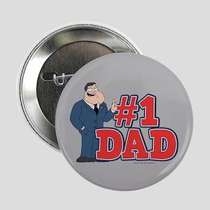 """American Dad #1 Dad 2.25"""" Button"""