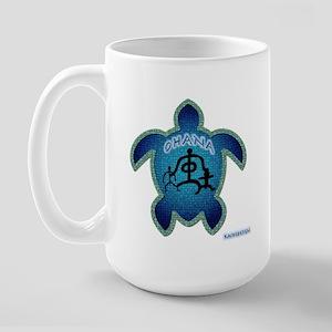 """HONU~OHANA"" Large Mug"