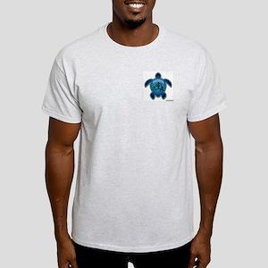 """HONU~OHANA"" Ash Grey T-Shirt"